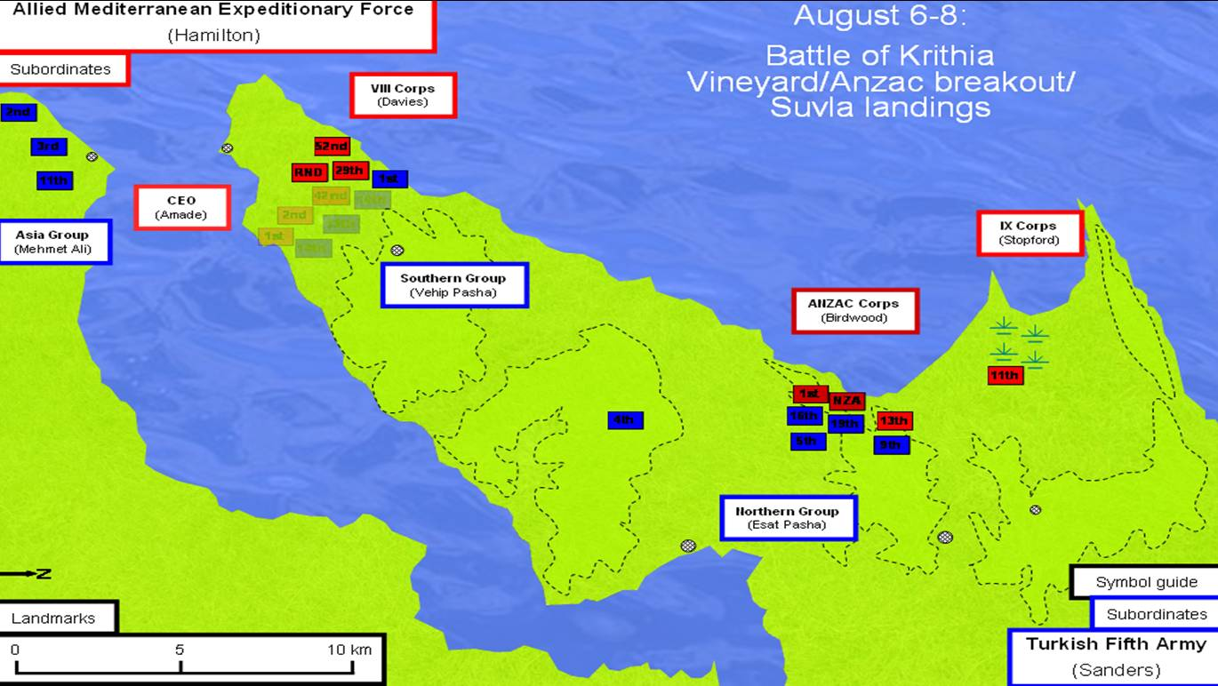 Battle of gallipoli 1915 1916 the art of battle was abysmal at suvla the operations objective was actually sari bair ridge which the anzac failed to capture regardless of events on their left gumiabroncs Image collections
